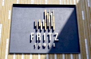 "Студия в центре города Berlin-Mitte башня ""Fritz Tower"""