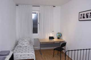 Double-room apartment in Berlin-Spandau
